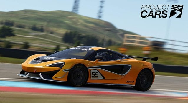 Project Cars 3 is Now Available