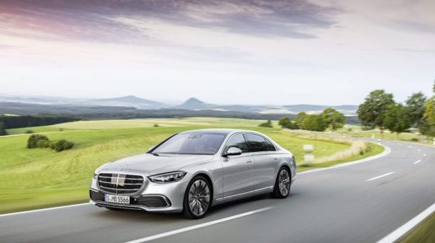 2021 Mercedes-Benz S-Class Combines Emotional Health With Practicality