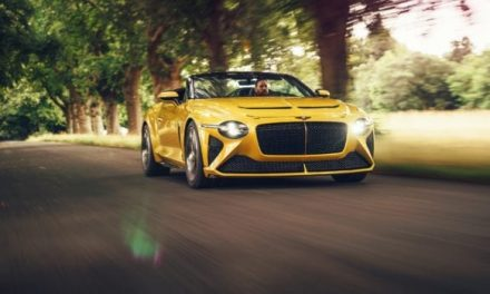 Bentley Mulliner is Building a Trifecta For Salon Privé