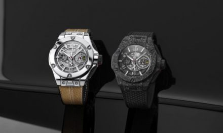 Hublot Celebrates Scuderia Ferrari's 1000th Grand Prix With A Big Bang