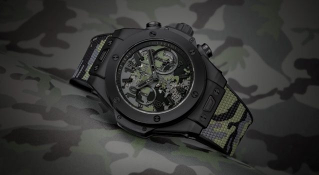 Hublot Announces Limited Edition Yohji Yamamoto Big Bang Collection