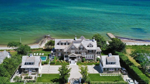Remastered Historic Mansion Overlooking Nantucket Sound
