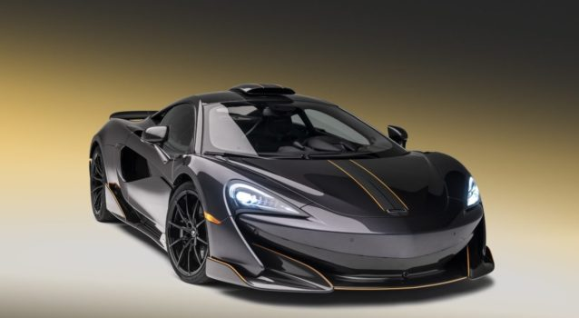 Pre-Owned McLarens Are Selling Fast in 2020