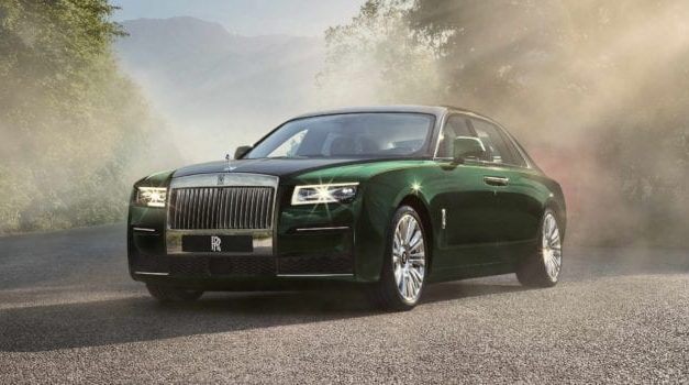 2021 Rolls-Royce Ghost Extended Is Longing For You
