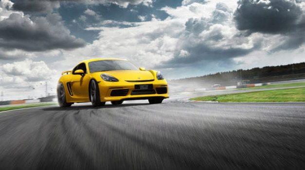TECHART Announces Limited-Time GT Package for Porsche 718 Cayman