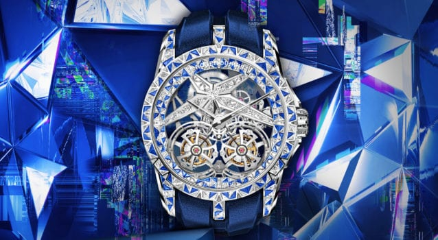 Roger Dubuis Excalibur Superbia Created As One of One