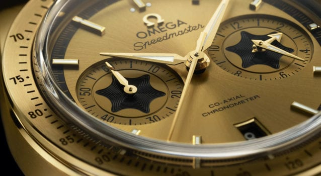 Omega Celebrates Rory McIlroy With A Special Edition Speedmaster '57