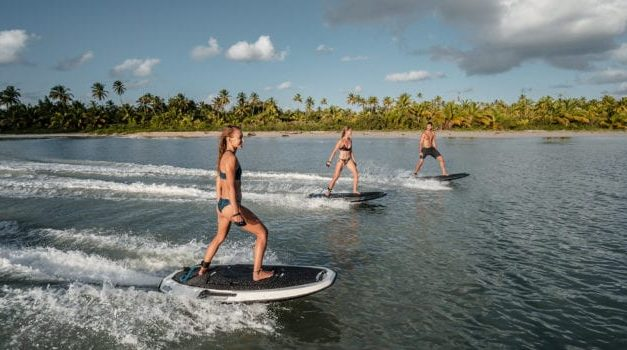Radinn Electric Jetboard Is the Coolest Way To Travel on Water