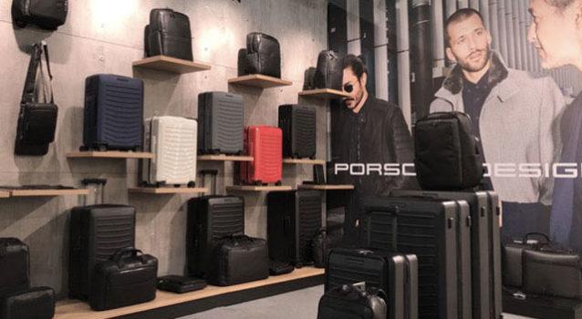 Porsche Design X Bric's Announce Luggage Collection Release