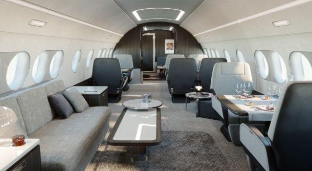 Airbus Corporate Jets Announces ACJ TwoTwenty Business Jet: The Xtra Large Bizjet