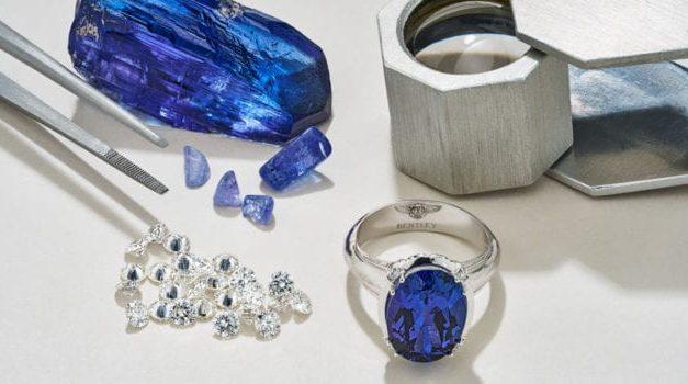 New Bentley Jewelry Collection Features Brilliant Array of Gemstones