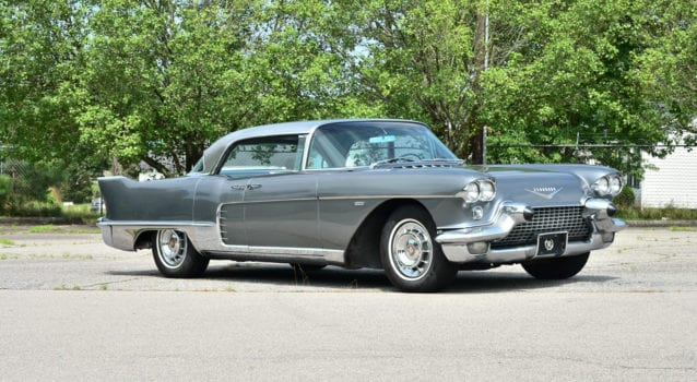 GAA Classic Cars Auctioning 1957 Cadillac Eldorado Brougham – #81 of 400