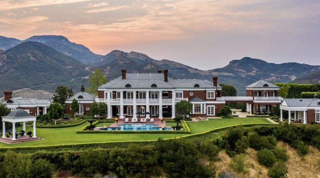 Wayne Gretzky Is Selling His $22.9 Million Mansion In California
