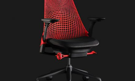 Herman Miller Releases The Gaming Focused Sayl Chair