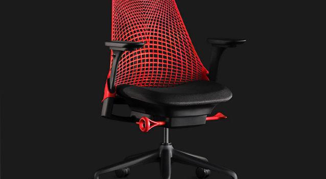 Herman Miller Releases The Gaming Focused Sayl Chair