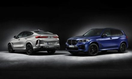 2021 BMW X5M & X6M Competition First Editions Unveiled