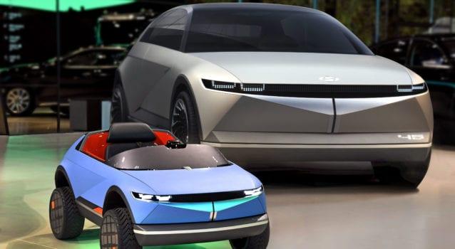 "Hyundai Has Created the ""World's Smallest EV"""