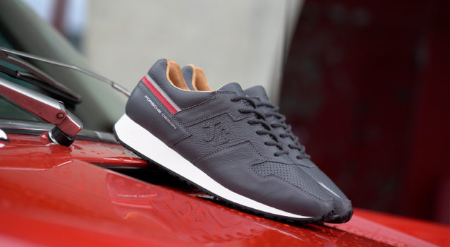 New Porsche Design X SONRA Sneaker Finds Inspiration From Hikmet Sugör's Porsche 912