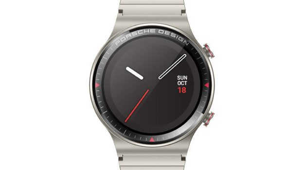 Porsche Design Announces New GT2 Smartwatch Partnership With Huawei