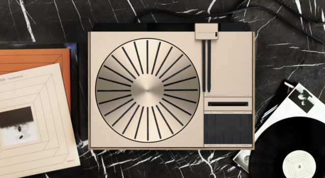 New Bang & Olufsen Classic Initiative Features The 1970's Beogram 4000c Turntable