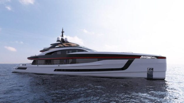Heesen Starts Building 59m Project SkyFall, Their Most Powerful Yacht Ever