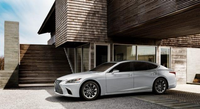 The 2020 Lexus LS. A Bolder, Braver Benchmark in Flagship Luxury.