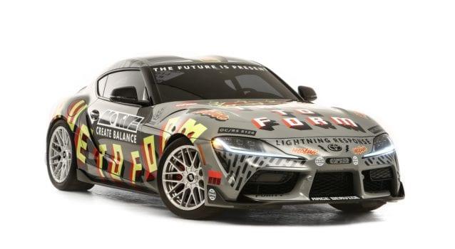 Toyota Supra Concepts Unveiled At SEMA