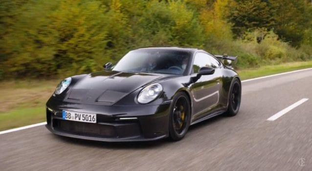 2021 Porsche GT3