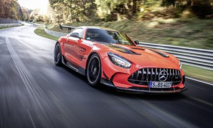 2021 Mercedes-AMG GT Black Series Sets New Nürburgring Record