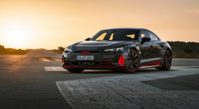 2022 Audi RS e-tron GT Is Ready For Production