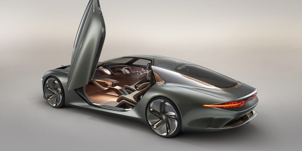Bentley's Electric Future Will Be Presented Tomorrow