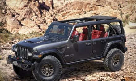 2021 Jeep Wrangler Rubicon 392 Has Arrived
