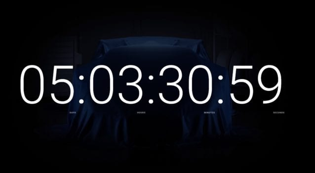 Lamborghini Countdown Clock Hides Something Wild