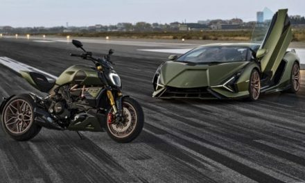 Ducati Diavel 1260 Lamborghini Revealed: Price and Specs