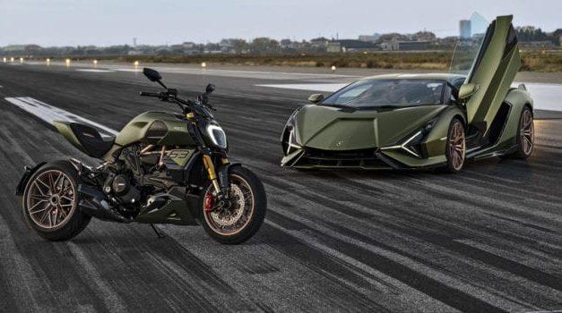 Ducati Diavel 1260 Lamborghini Revealed: Price and Specs