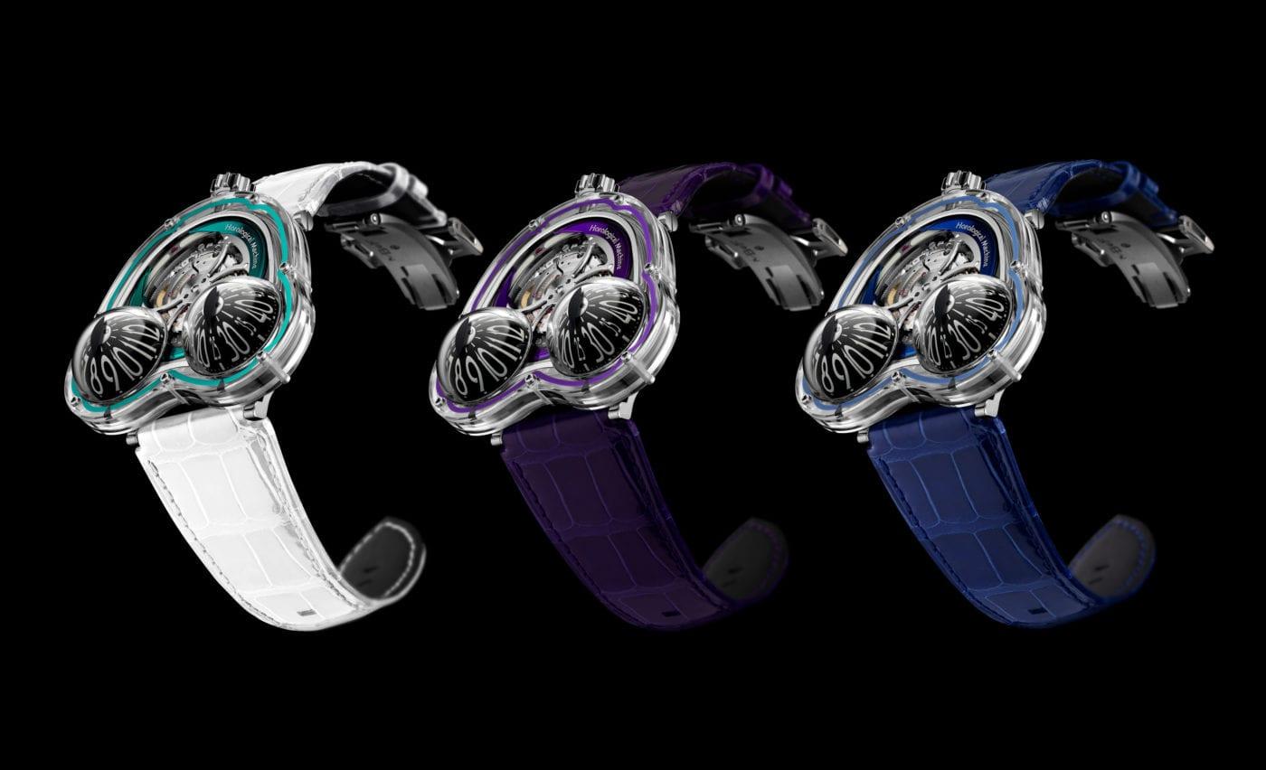 MBandF FrogX watch 6