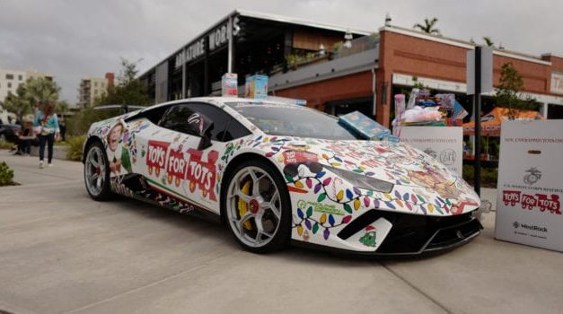 duPont REGISTRY Cars & Coffee at Armature Works Recap: All For a Great Cause