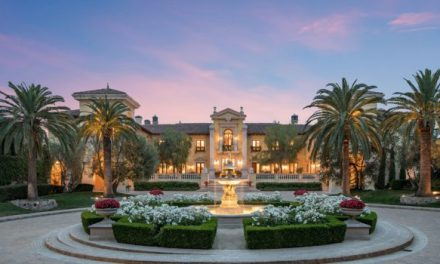 Most Expensive Mansion Ever to Be Auctioned Previously Listed at $165 Million