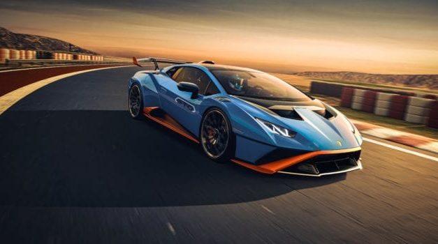 2021 Lamborghini Huracan STO Revealed: A Street-Legal Race Car