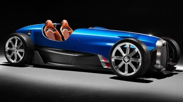 New Bugatti Type 35 D Is Classic & Contemporary