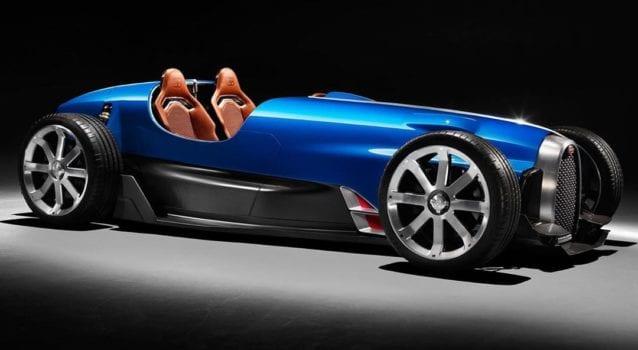 New Bugatti Type 35 D Is Classic & Contemporary