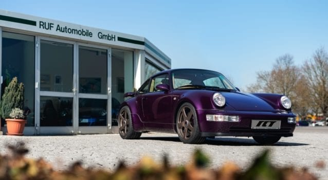 Ruf RCT Evo Is The Ultimate 964