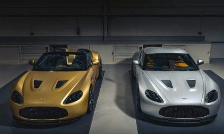 Aston Martin V12 Zagato Heritage Twins Revealed