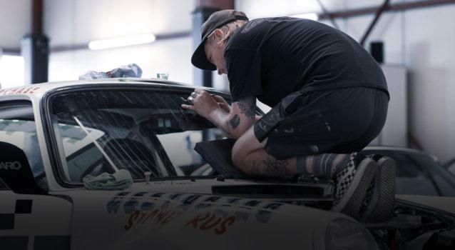 Porsche Celebrates Vehicle Art By The Ornamental Conifer