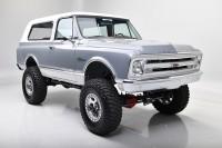BLAZIN' THE TRAIL: Stunning Custom 1971 Chevrolet K5 Blazer