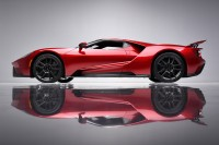 TOUR DE FORCE: This Liquid Red 2019 Ford GT is a masterpiece of speed and style