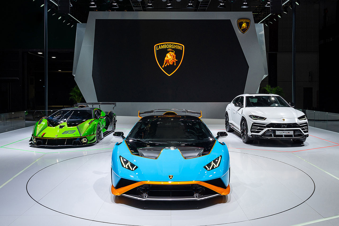 2021 Shanghai Auto Show
