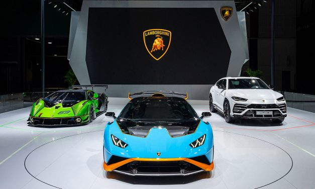 Lamborghini at the 2021 Shanghai Auto Show – Pictures & Gallery