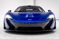 RARE AND READY TO ROLL IN LAS VEGAS: This No Reserve 2015 McLaren P1 is one of just 375 produced