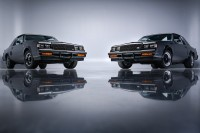 SHOWROOM FRESH: These ultra-low mileage 1987 Buicks look like they just rolled off the assembly line
